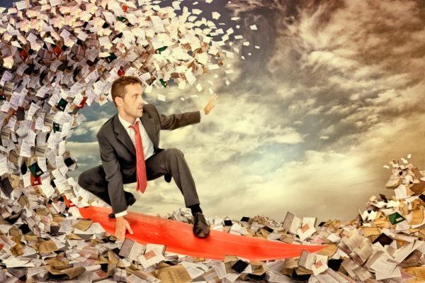 Упрощенное банкротство и внесудебное банкротство – законопроект уже прошел первое чтение.